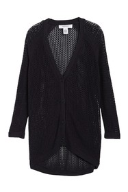 WORKSHOP FOR THE REPUBLIC Open Knit Cardigan