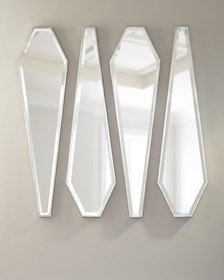 Mirror Decor Set of 4