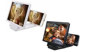 Mobile Phone 3D Video Screen Amplifier Screen Magn