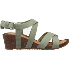 Teva Mahonia Wedge Cross Strap Sandal - Women's