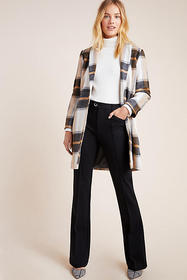 Anthropologie The Essential Flare Trousers