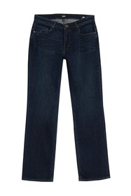 PAIGE Doheny Relaxed Straight Jeans