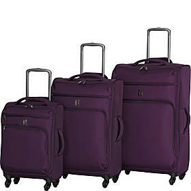 it luggage MegaLite Luggage Collection 3 Piece Spi