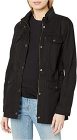 Levi's® Cotton Four-Pocket Hooded Military