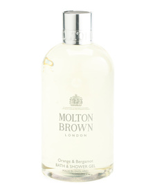 MOLTON BROWN 10oz Orange And Bergamot Bath & Showe