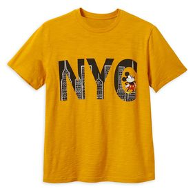 Disney Minnie Mouse New York City T-Shirt for Men
