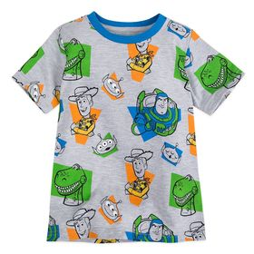 Disney Toy Story Ringer T-Shirt for Boys