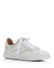 Stuart Weitzman - Women's Daryl Low-Top Sneakers