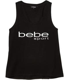 Bebe Sport Basic Muscle Tank Top