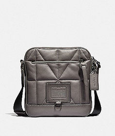 Coach rivington crossbody with quilting