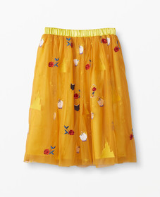 Hanna Andersson Disney Princess Skirt In Soft Tull