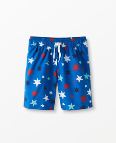 Hanna Andersson Sunblock Swim Trunks