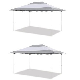 Z-Shade 14 x 10 Foot Instant Canopy Outdoor Patio
