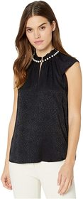 Kate Spade New York Pearl Neck Shell