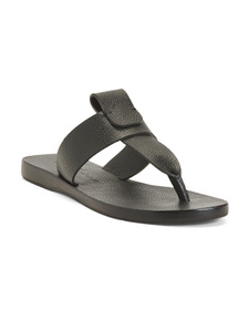 MATISSE Made In Brazil Leather Sandals