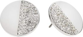 Kate Spade New York Mod Scallop Pave Studs Earring