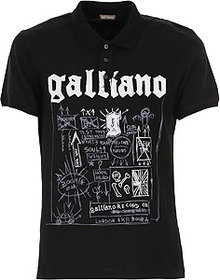 Galliano Men's Clothing