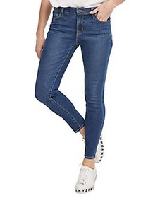 Dkny Jeans Stretch Ankle Jeans MEDIUM WASH