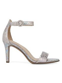 Naturalizer Kinsley Ankle-Strap Leather Sandals SI
