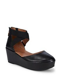 Gentle Souls by Kenneth Cole Nyssa Leather Platfor