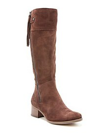Naturalizer Demi Suede Boots BROWN