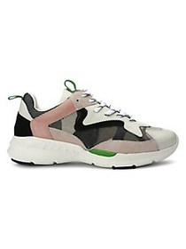 Sanctuary Groove Camo-Printed Sneakers FATIGUE CRE
