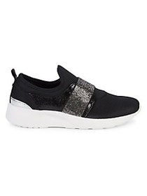 Carvela Comfort Connie Slip-On Sneakers BLACK