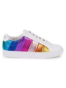 Kurt Geiger London Lane Leather Low-Top Sneakers R