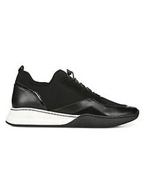 Naturalizer Unison Lace-Up Sneakers BLACK