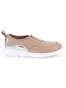 Carvela Comfort Chrissy Embellished Slip-On Sneake