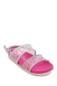 Juicy Couture JC Sunnyvale Sandal (Toddler