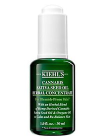 Kiehl's Since 1851 Cannabis Herbal Concentrate NO