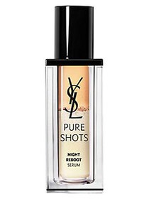 Yves Saint Laurent Pure Shots Night Reboot Resurfa