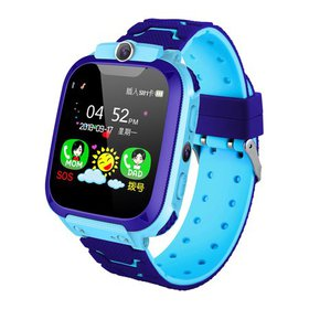 Kids Intelligent Phone Watch with SIM Card Slot 1.