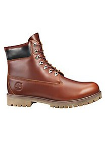 Timberland Men's 6-Inch Premium Leather Waterpoof