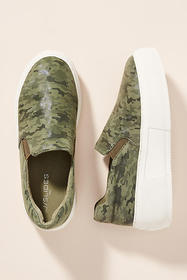 Anthropologie J/Slides Cleo Slip-On Sneakers