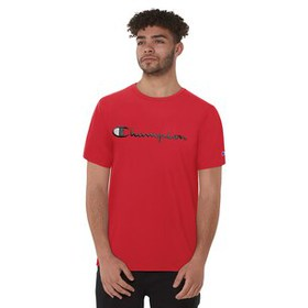 Champion Heritage Script Embroidered S/S T-Shirt