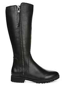 Naturalizer Premium Gael Mid-Calf Leather Boots -