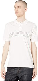 Paul Smith Paul Smith - Stripe Detail Front Polo S
