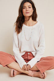 Anthropologie Sanctuary Dinah Tie-Dyed Sweater