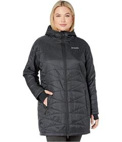 Columbia Plus Size Mighty Lite™ Hooded Jacke