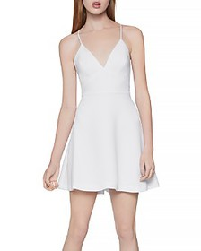 BCBGeneration - Crisscross Skater Dress