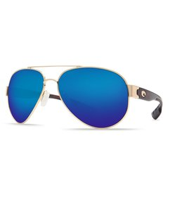 Costa South Point Polarized Plastic Lens Sunglasse
