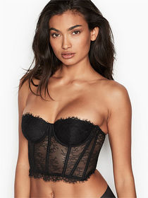 Victoria Secret Unlined Strapless Bustier