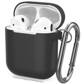 2020 Newest Silicone Case for AirPods, Skin Compat