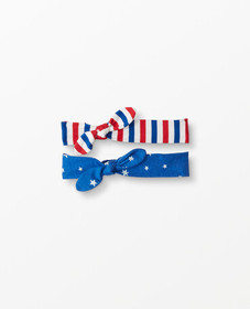 Hanna Andersson Bow Headband 2 Pack