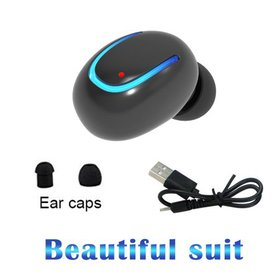 Wireless HD Sound Quality Sporting One-Button Cont