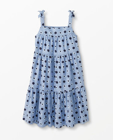 Hanna Andersson Summer Dress in Chambray