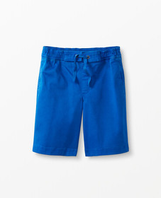 Hanna Andersson Twill Shorts