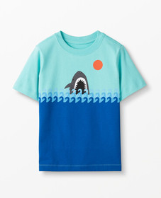 Hanna Andersson Vacation Graphic Tee